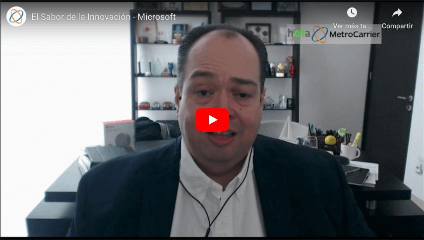 El Sabor de la Innovación - Microsoft