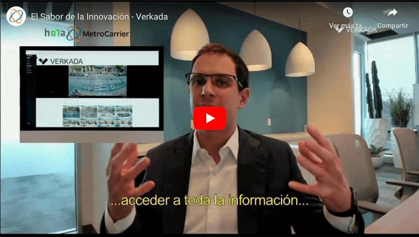 El Sabor de la Innovación - Verkada