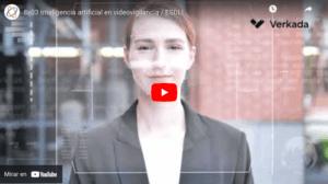 Inteligencia artificial en videovigilancia